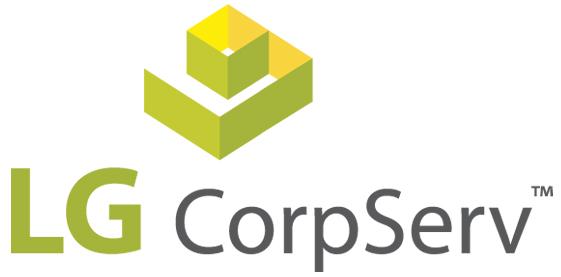 LG Corp Serve logo